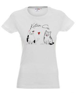 Koszulka_Kotam_Cię z dwoma kotkami