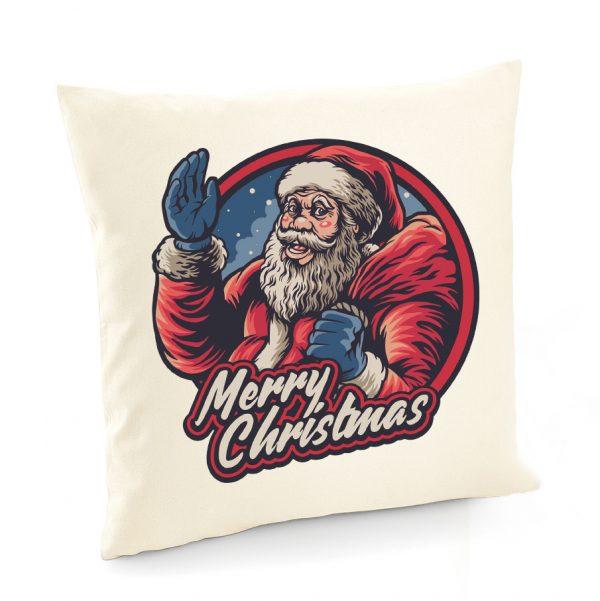 Poszewka na poduszkę Święty Mikołaj