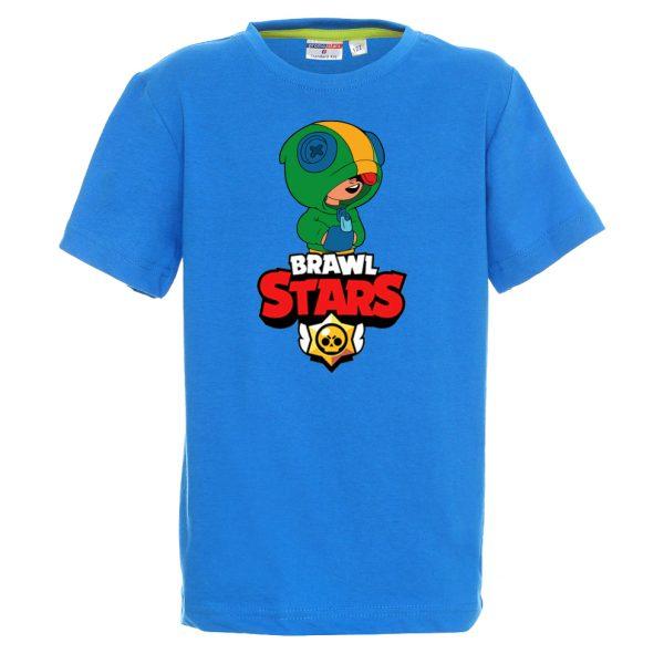 Koszulka dziecięca Brawl Stars Leon