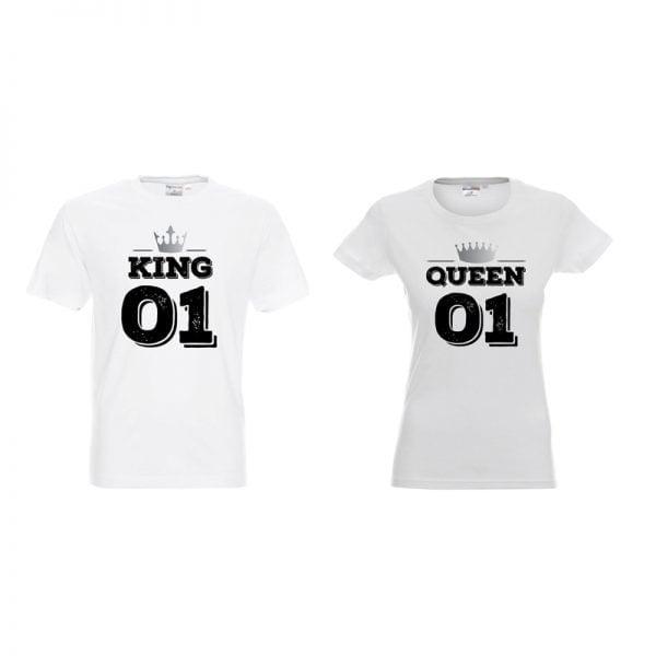 Koszulki dla par king_queen