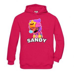Bluza z kapturem Sandy Brawl Stars
