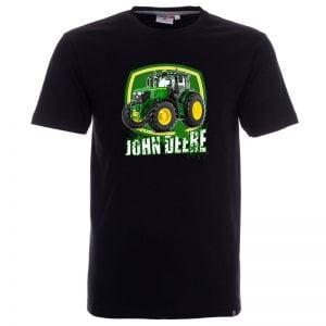 koszulka z ciągnikiem John Deere