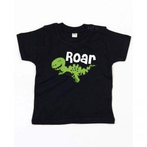 Koszulka dla dzieci z dinozaurem