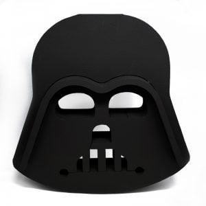 Maska Darth Wader ozdoba ze styroduru