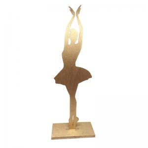 baletnica ze sklejki