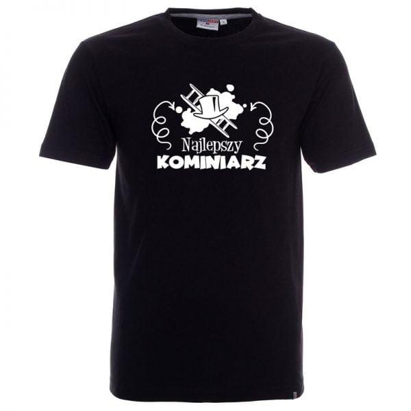 Koszulka czarna dla kominiarza