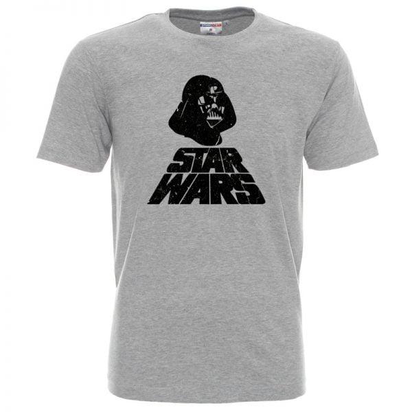 Szara koszulka Darth Vader Star Wars