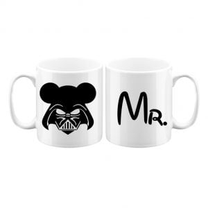 Kubek darth vader stars wars mr mickey