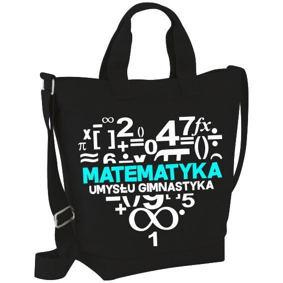 Torba dla matematyka dzień nauczyciela
