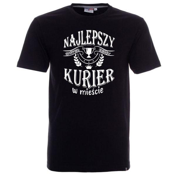 Koszulka dla najlepszego kuriera