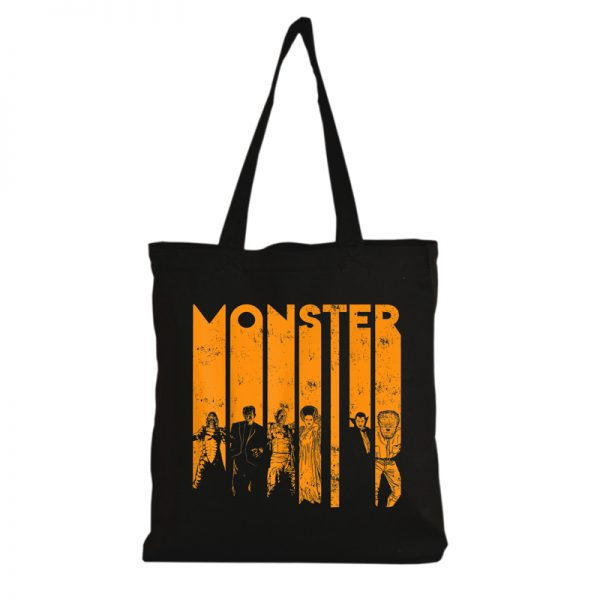 Torba monster na zakupy halloween