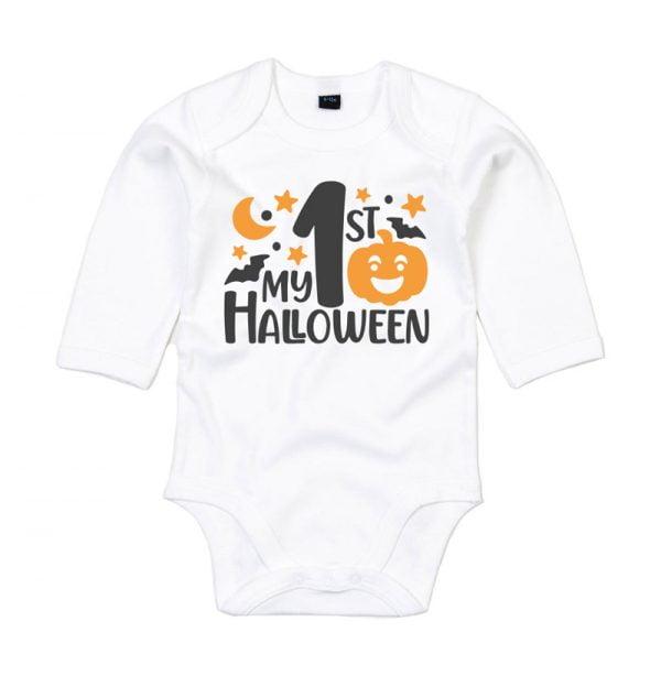 Body niemowlęce moje pierwsze halloween
