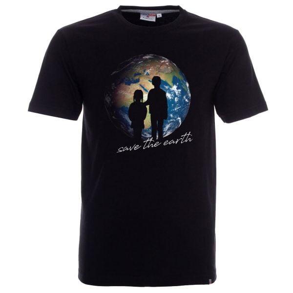Koszulka uratuj naszą planetę
